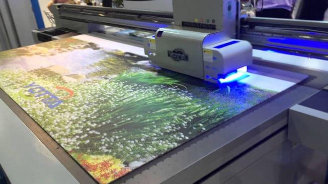 Print UV pe dibond